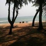 Härlig strand!