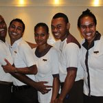 Some of the Breeze Bar Team