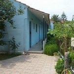 Blue Sea Apartments Garden Entrance Building #2