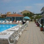 Blue Sea Apartments Swimming Pool View