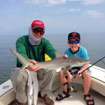 Captain Van Hubbard Fishing Charters Foto