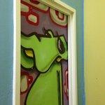 Art on room 11