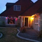Our House at Xmas