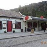 Kingston Flyer restaurant