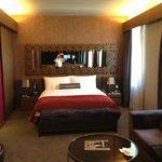 Das Betten bieten eine gute Schlafqualität