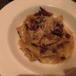 pappardelle with roast lamb