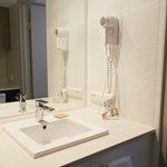 Facilities in the bathroom