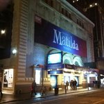 Matilda the musical is absolutely splendid! A great show for any age! If you g