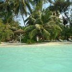 Plaj deluxe oad önü