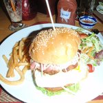 What a Great Burger!!!!