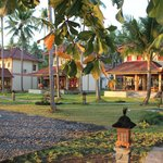 Holiway Garden Resort right on the beach