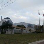 """esterno con lo """"Shuttle"""""""