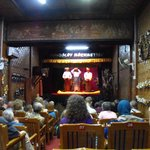 Mandalay Marionettes: the finale, encore, applause etc