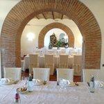 Ristorante Il Casale Di Villa Battistini Foto