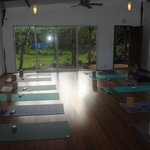 The first dedicated yoga studio in Galapagos