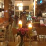 Relaxed chilled, warm & inviting atmosphere!