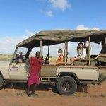 Great safari jeep