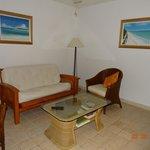Room 203 sitting area