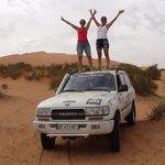 Desert Dream4x4 aventura nel deserto