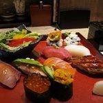 Sushi lunch!