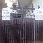 Entrance gate of ria residency