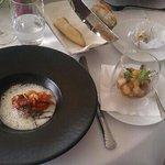 menu homard