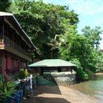 Frontseite Bastianos Lembeh Resort