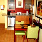 Studio and One Bedroom Fully Equipped  Kitchen