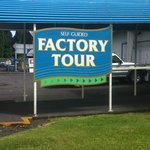 Self Guided Factory Tour