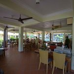 restaurant and lobby area