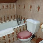 Bathroom of room 241 (Courchevel)