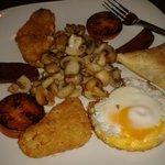 Mayan Breakfast