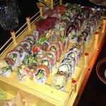 Sushi Variation @ east