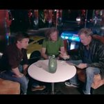 Top Gear UK having a chat in The Riveria!!