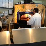 Authentic Tuscan Stone Pizza Oven