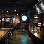 KAFFA Espresso Bar Interior