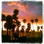 Instagram Sunset San Clemente