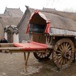 Ancient cart