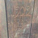 century old graffiti