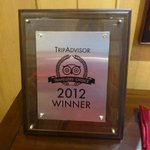 2012Trip Advisor 最超值飯店