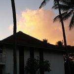 Castle Kiahuna at sunset