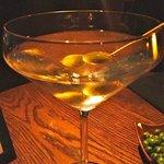Very Dry Martini.