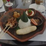 This was Nasi Andrawina I think