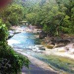 Babinda Boulders/Devil's Pool