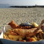Herbie's fish and chips
