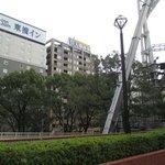 東橫INN 横濱球場館前1