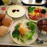 朝食バイキング(2巡目 洋食分)