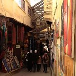 Exploring the ancient streets of Fez Medina