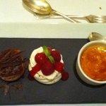 Trio of puddings :)