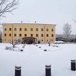 la Dimora com la neve
